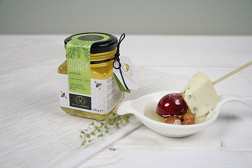 Raw Organic Acacia Honey