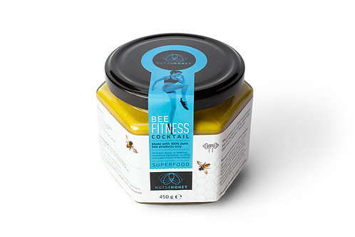 Bee Fitness Cocktail 250g