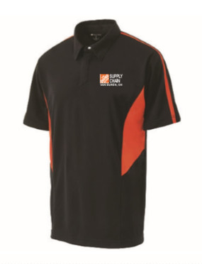 Home Depot Polo Shirt
