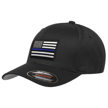 Thin Blue Line Flexfit Cap
