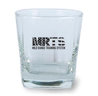 Milo Range Rocks Glass