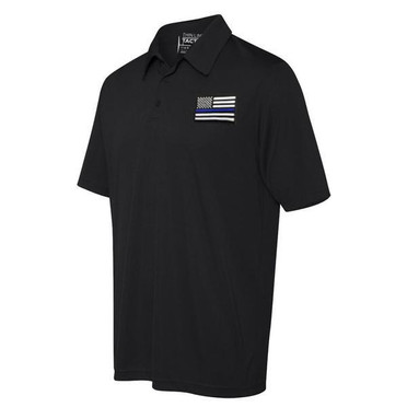 Thin Blue Line Polo