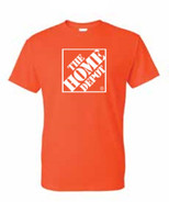 Home Depot Short Sleeve Shirt