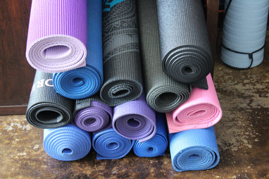 Yoga Mats for Rent