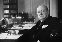 Daily Mail: 'Winston, Churchill and Me' is a 'charming memoir'
