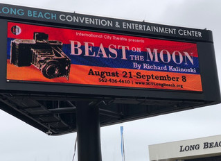 """Beast On The Moon"" at International City Theatre in August"