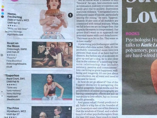"""Beast On The Moon"" in London Receives Mention in London Evening Standard's ""Must"