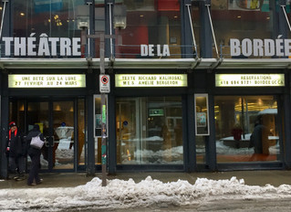 """Beast On The Moon"" A Resounding Success at Canada's Théâtre La Bordée"