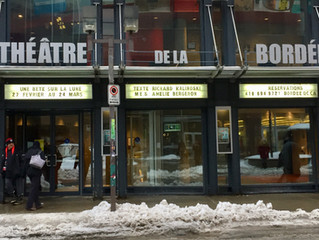 """Beast On The Moon"" A Resounding Success at Canada's Théâtre La Bordée"