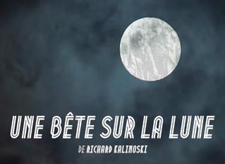 """Beast on the Moon"" in Paris"