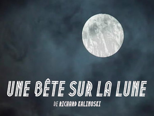 """Beast on the Moon"" in Paris"