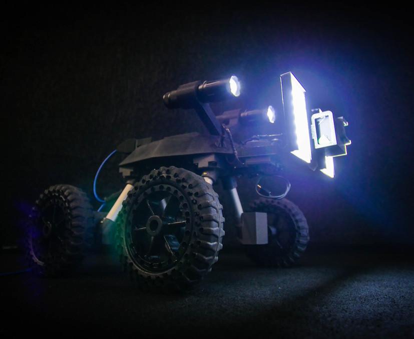 Modelo Light Interceptor