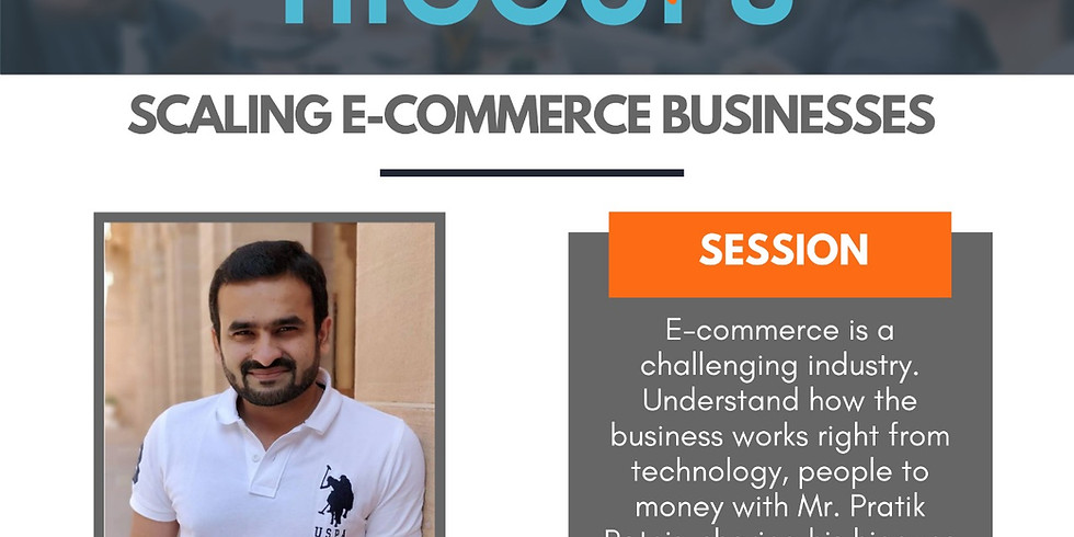 Startup Hiccups: Scaling E-Commerce Businesses
