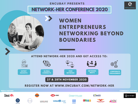 Day 1 At Network-her 2020 | 27th November 2020