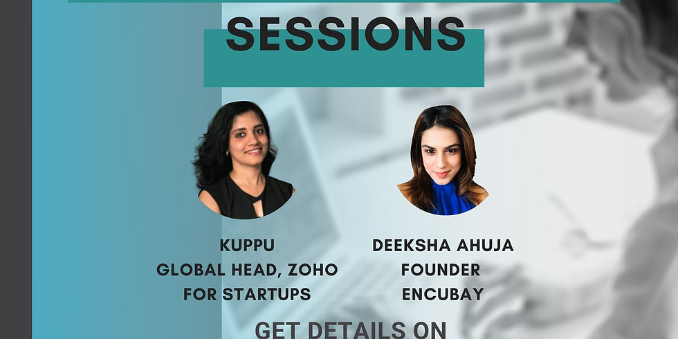 Encubay Awareness Session with ZOHO!