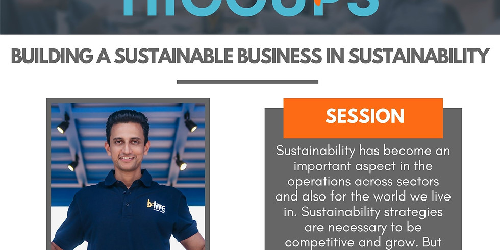 Startup Hiccups: Building a Sustainable Business
