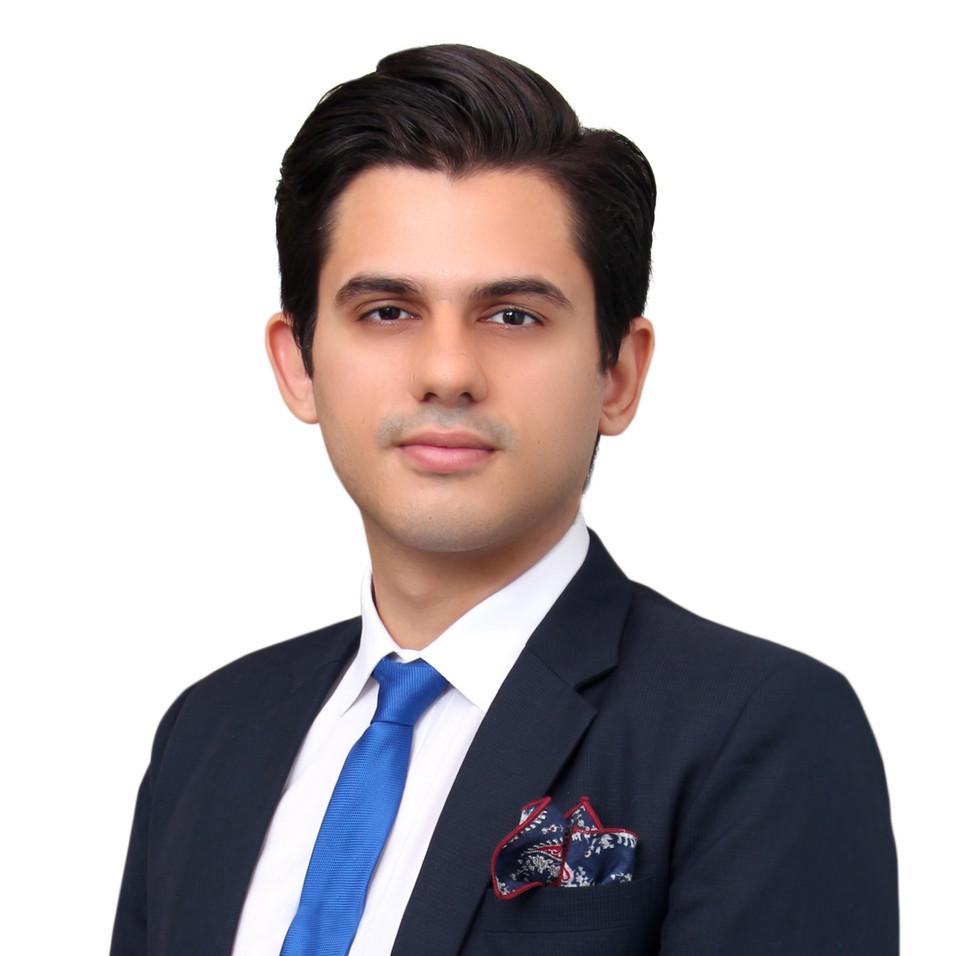 Farhan Marchant