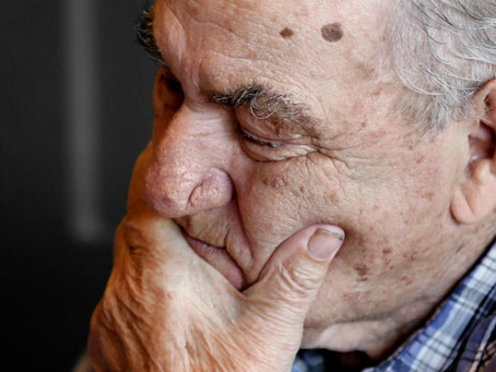 Press release: Peer support imperative for older adults who have lost their spouse
