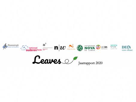 🇳🇱 LEAVES Jaarrapport: 2020