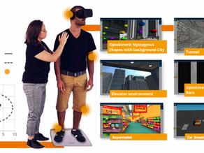 Virtual Reality Therapy for Vestibular Rehabilitation