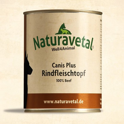 Canis Plus RINDFLEISCHTOPF
