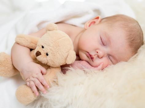 赤ちゃんの汗疹のケア