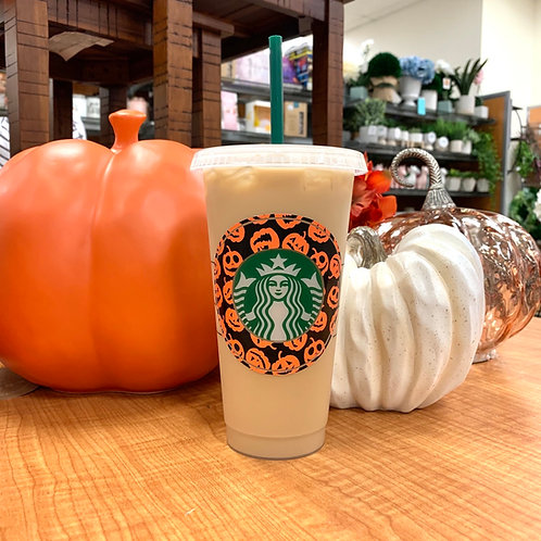 Halloween Cold Cup