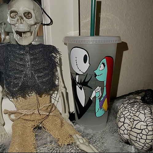 Jack & Sally Cold Cup