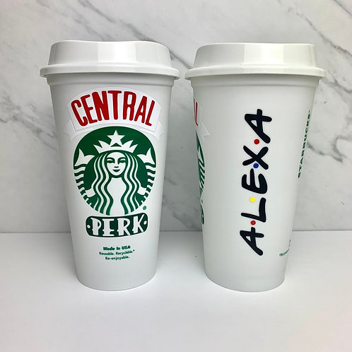 Central Perk Hot Cup