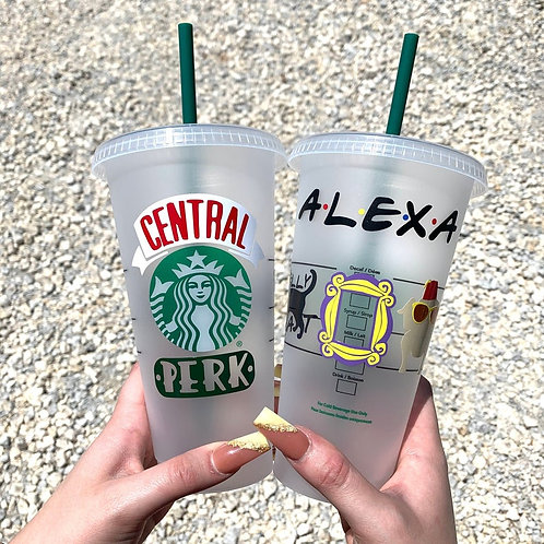 Friends Central Perk Cup