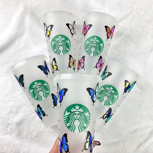 Butterfly Style 2 Cold Cup