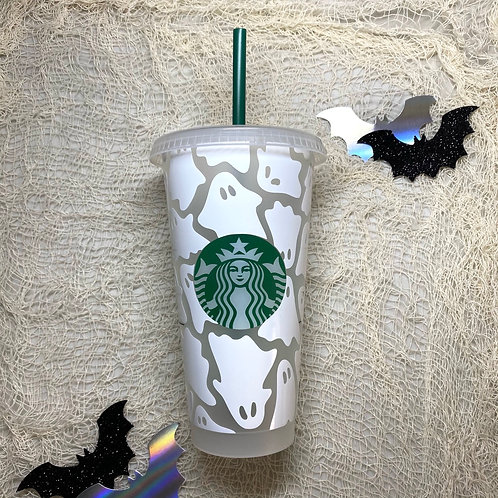 Ghost Wrap Cold Cup