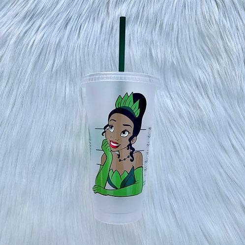 Princess Tiana Cold Cup