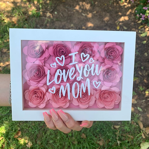 Mothers Day Shadow Box