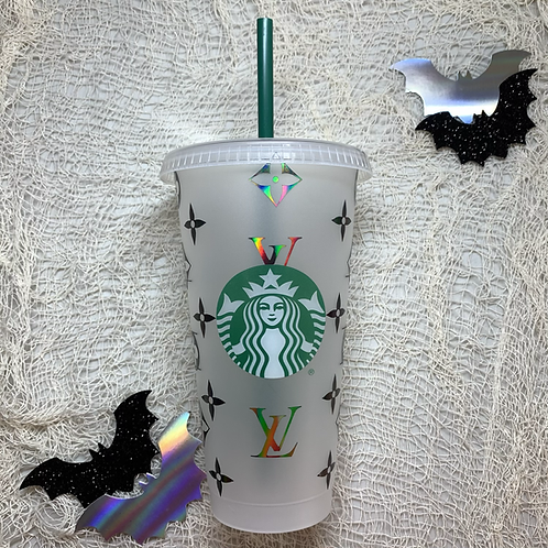 Halloween Edition Holographic Cold Cup