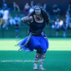 AFL game dance pic