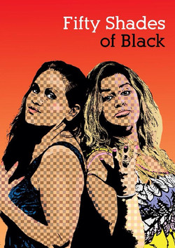 50 Shades of Black poster