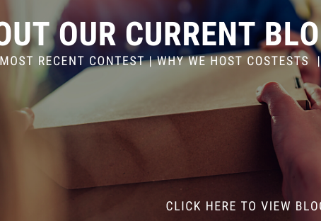Contest winners, the reason why we have contests and more...
