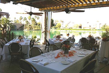 PATIO DINING AT MARCHE BACCHUS