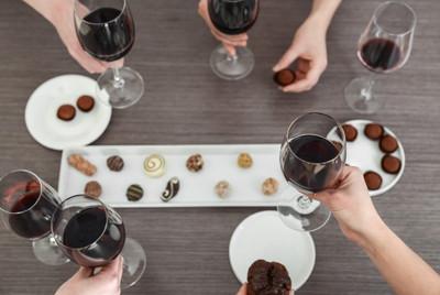 WINE AND CHOCOLTAE TASTIG