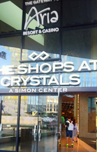 THE SHOPS AT CRYSTAL