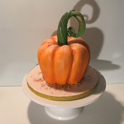 Magic Pumpkin cake