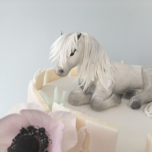 Have a theme in mind? let me create a custom designed cake for you.