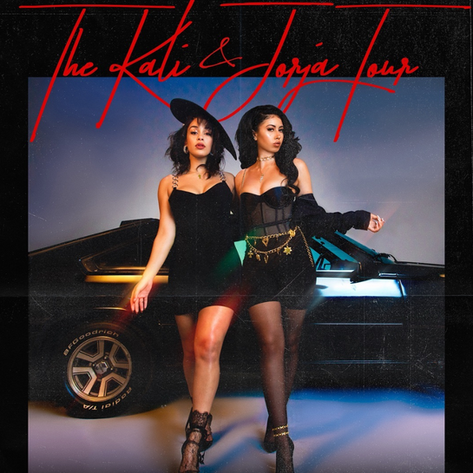 Jorja Smith x Kali Uchis 2019 Tour