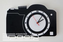 Часы в фотосалон