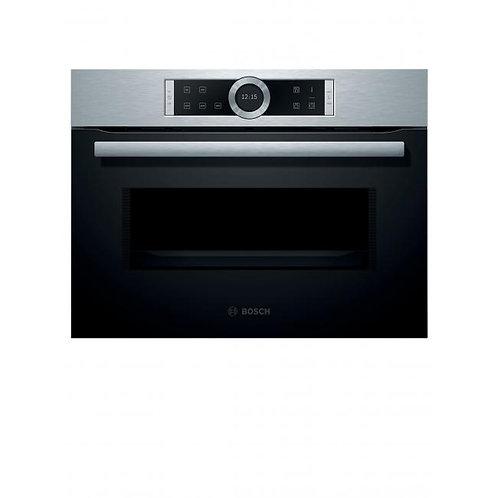 CFA634GS1B   Bosch Series 8 Compact Microwave
