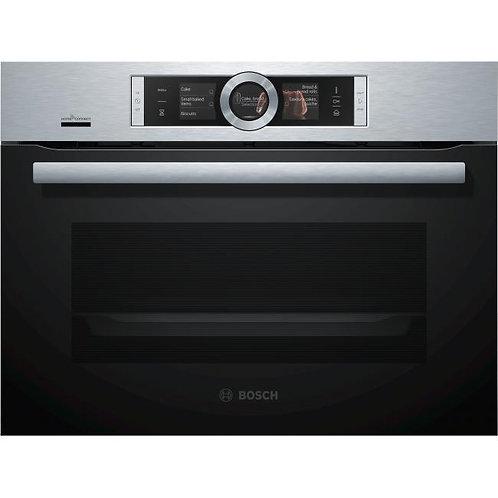 CSG656BS7B   Bosch Series 8 Compact Steam Oven