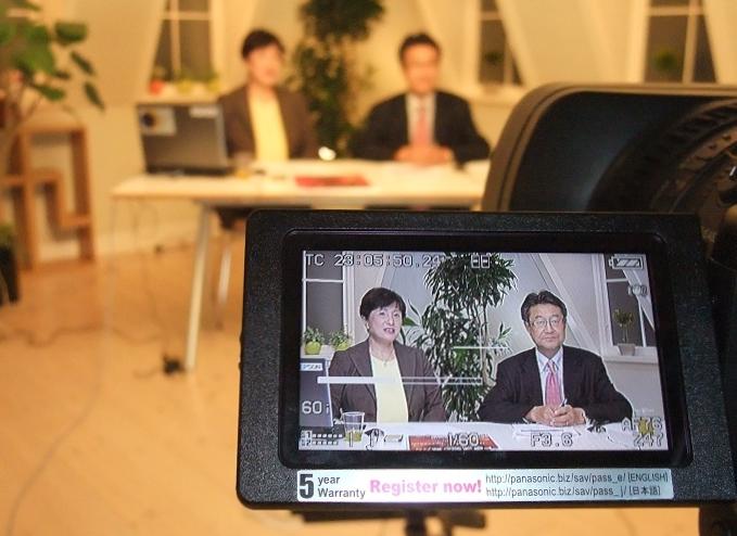 USTREAM TV:原麻里子のグローバルビレッジ