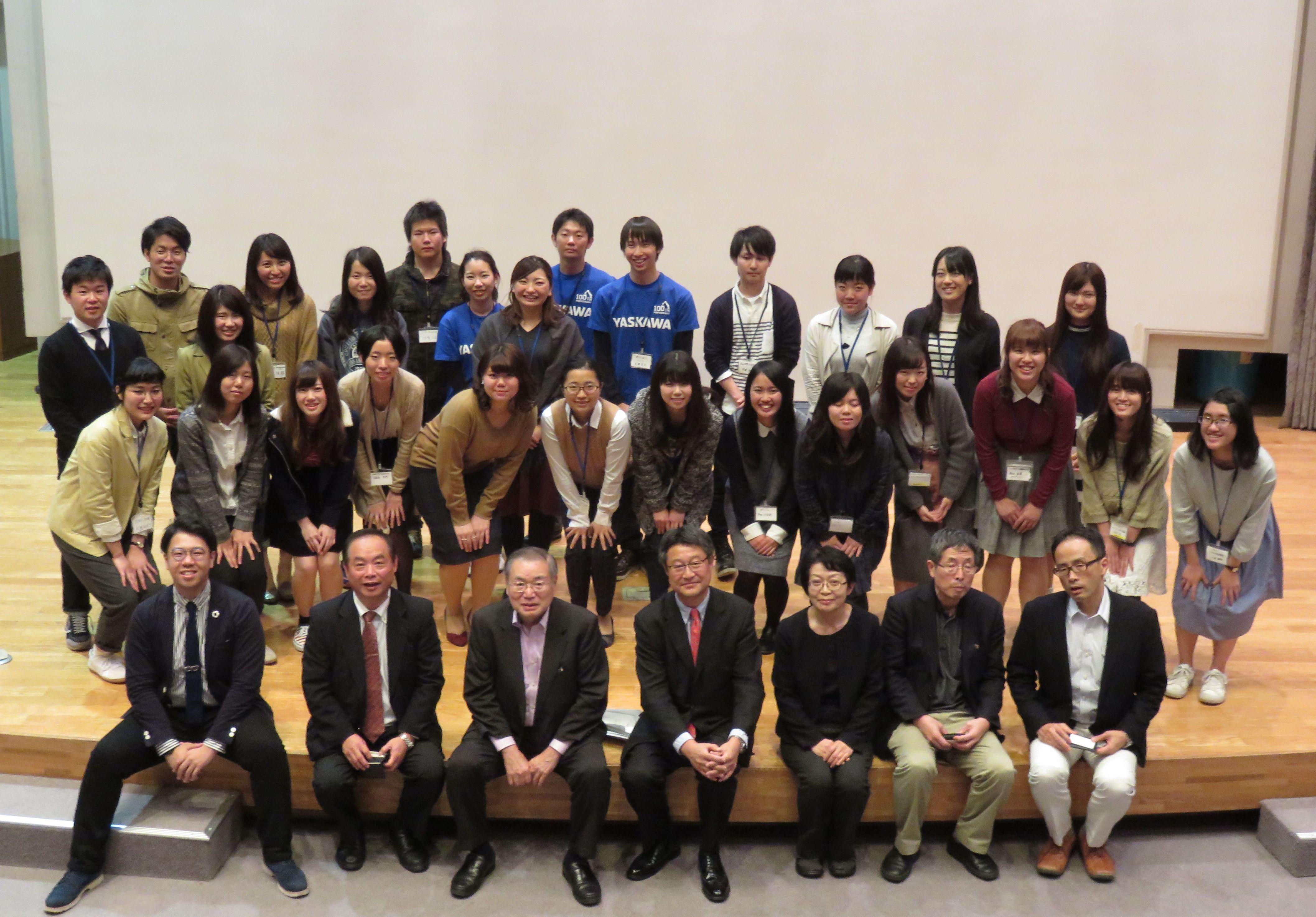北九州市立大学 海外インターンシップ発表会