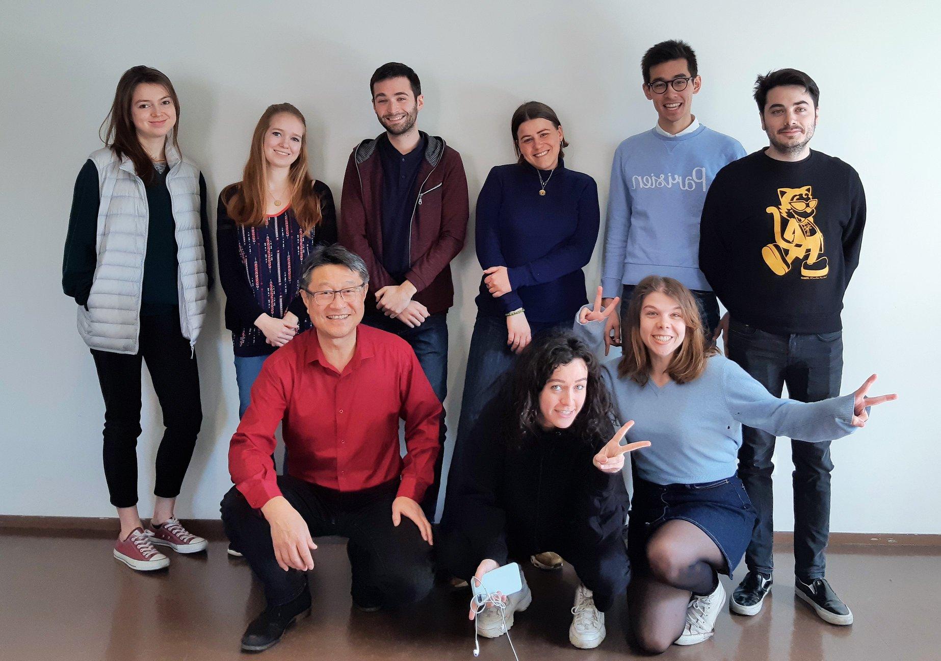 INALCO フランス国立東洋言語文化大学